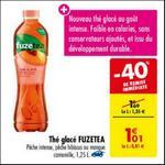 Bon Plan Boisson Fuze Tea chez Carrefour - anti-crise.fr