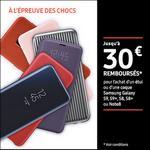 Offre de Remboursement Samsung : Jusqu'à 30€ Remboursés sur Etui ou Coque Galaxy S9, S9+, S8, S8+ ou Note8 - anti-crise.fr
