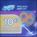 Offre de Remboursement Swiffer : 10€ Remboursés sur Balai Spray Wetjet - anti-crise.fr