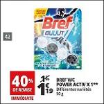 Bon Plan Bloc WC Bref chez Auchan (04/07 - 14/07) - anti-crise.fr
