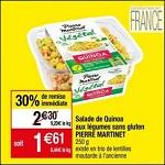 Bon Plan Salade Végétale Pierre Martinet chez Cora (03/07 - 09/07) - anti-crise.fr