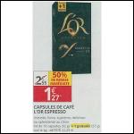 Bon Plan Capsules L'or Espresso chez Auchan Supermarché (29/08 - 09/09) - anti-crise.fr