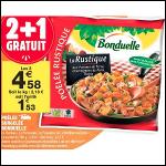 Bon Plan Poêlée de Légumes Bonduelle chez Carrefour Market (28/08 - 09/09) -anti-crise.fr