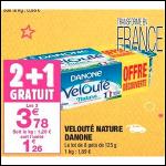 Bon Plan Yaourts Velouté chez chez Carrefour Market (28/08 - 09/09) - anti-crise.fr