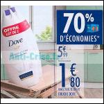 Bon Plan Douche Dove chez Carrefour (04/09 - 10/09) - anti-crise.fr