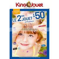 Catalogue King Jouet du 29 août au 10 septembre 2018