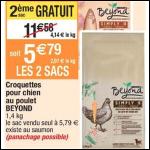 Bon Plan Croquettes pour Chien Beyond chez Cora (28/08 - 03/09) - anti-crise.fr