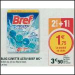 Bon Plan Bloc Bref WC chez chez Magasins U (28/08 - 08/09) - anti-crise.fr