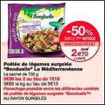 Bon Plan Poêlée de Légumes Bonduelle chez Monoprix (29/08 - 10/09) - anti-crise.fr