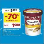Bon Plan Crème Glacée Häagen-Dazs chez Casino - anti-crise.fr