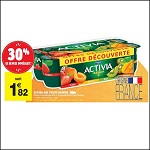 Bon Plan Activia Fruits Danone chez Carrefour Market (14/08 - 26/08) - anti-crise.fr