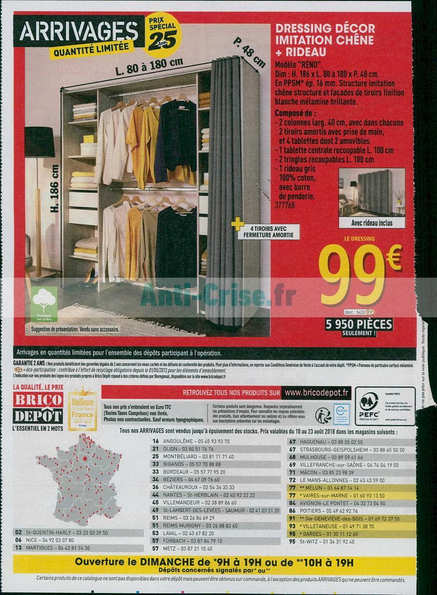 Catalogue Brico Dépôt Du 10 Au 23 Août 2018 Catalogues