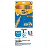 Bon Plan Crayons de Couleur Bic chez Auchan (29/08 - 04/09) - anti-crise.fr