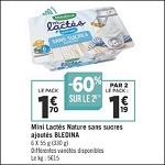 Bon Plan Mini Lactés Blédina chez Géant Casino (14/08 - 26/08) - anti-crise.fr