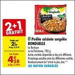 Bon Plan Poêlée de Légumes Bonduelle chez Carrefour (28/08 - 10/09) - anti-crise.Fr