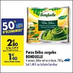 Bon Plan Purée Bonduelle chez Carrefour (21/08 - 27/08) - anti-crise.fr