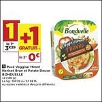 Bon Plan Pavé Veggissi Mmm! Bonduelle chez Casino (14/08 - 26/08) - anti-crise.fr