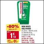Bon Plan Mini Mints Hollywood chez Atac (26/09 - 01/10) - anti-crise.fr