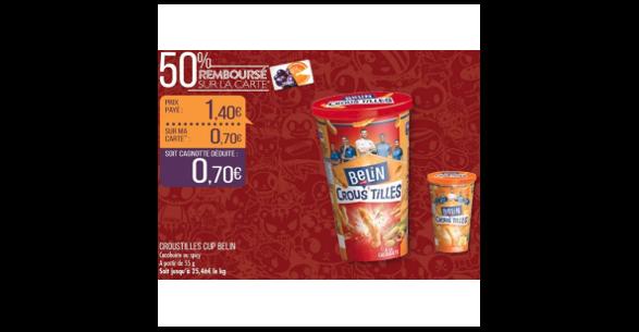 Bon Plan Croustilles de Belin chez Match (18/09 - 23/09) - anti-crise.Fr