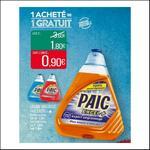 Bon Plan Liquide Vaisselle Paic chez Match - anti-crise.fr