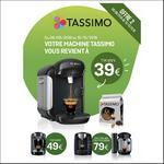 Offre de Remboursement Tassimo : Votre Machine à 39€, 49€ ou 79€ - anti-crise.fr