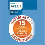 Offre d'Essai Philips : Biberon Anti-colic Avent Satisfait ou 100% Remboursé - anti-crise.fr