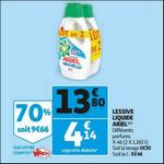 Bon Plan Lessive Ariel Liquide chez Auchan - anti-crise.fr