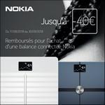 Offre de Remboursement Nokia : Jusqu'à 40€ Remboursés sur Balance Body - anti-crise.fr