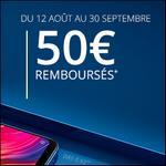 Offre de Remboursement Xiaomi : 50€ Remboursés sur Smartphone Mi 8 - anti-crise.fr