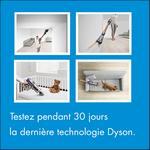 Offre d'Essai Dyson : Aspirateur Cyclone Satisfait ou 100% Remboursé - anti-crise.fr