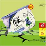 Bon Plan Yaourts Light & Free de Danone chez Carrefour - anti-crise.fr