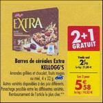 Bon Plan Barres Kellogg's Extra chez Carrefour - anti-crise.fr