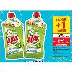 Bon Plan Nettoyant Fête des Fleurs Ajax chez Cora (11/09 - 17/09) - anti-crise.fr