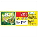 Bon Plan Légumes Surgelés Bonduelle chez Cora (04/09 - 10/09) - anti-crise.fr