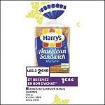 Bon Plan Pain de Mie American Sanddwich Harrys chez Casino (11/09 - 17/09) - anti-crise.fr
