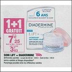 Bon Plan Crème Lift+ de Diadermine chez Carrefour Market (07/09 - 23/09)- anti-crise.fr