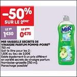 Bon Plan Liquide Vaisselle Mir chez Leader Price (11/09 - 23/09) - anti-crise.fr