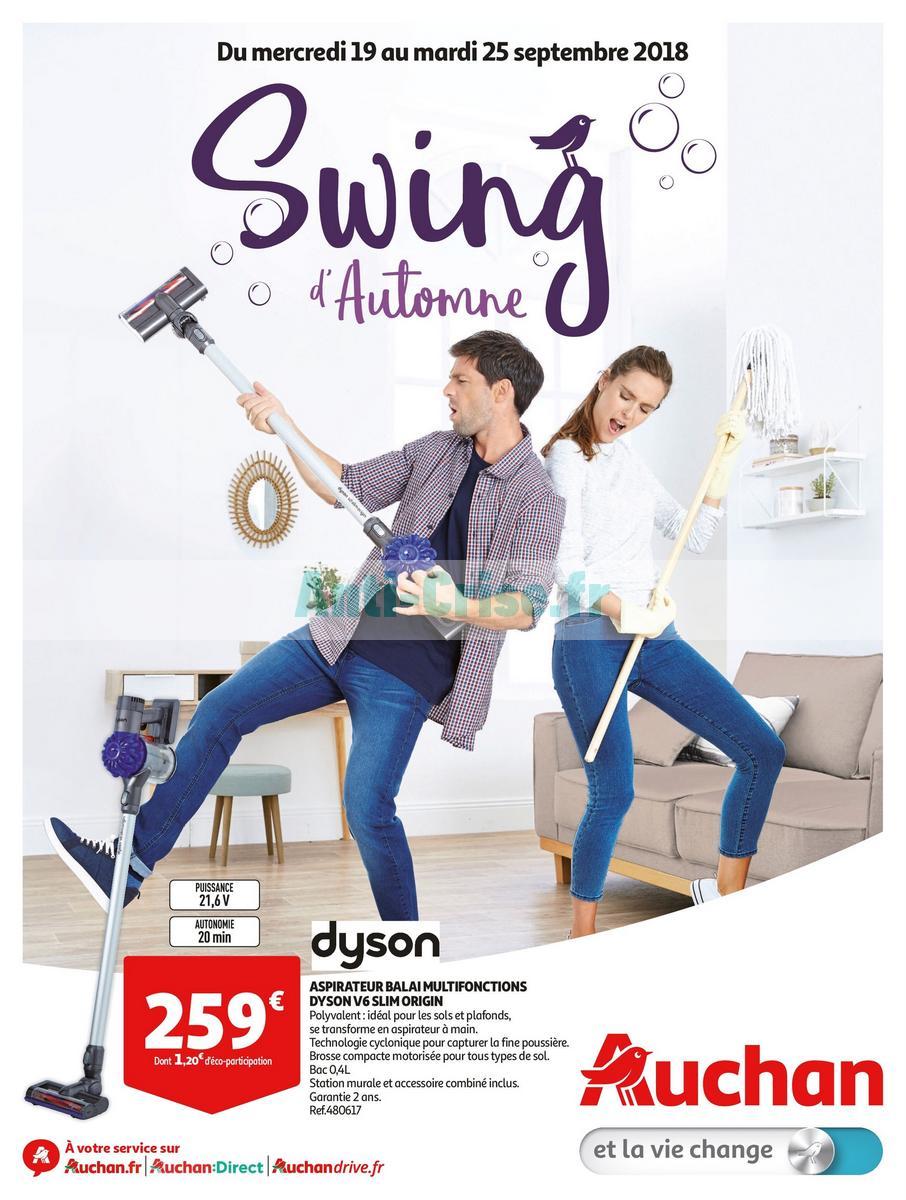 Catalogue Auchan Du 19 Au 25 Septembre 2018 Catalogues