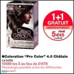 Bon Plan Coloration Pro Color de Schwarzkopf chez Monoprix (10/10 - 22/10) - anti-crise.fr