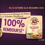 Offres de Remboursement Chaussées aux Moines : Les Tranches Moelleuses 100% Remboursé - anti-crise.fr