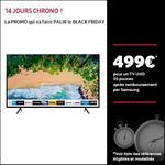 Offre de Remboursement Samsung : Jusqu'à 200€ Remboursés sur TV UHD 55 Pouces - anti-crise.fr