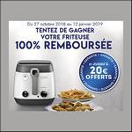 Offre de Remboursement De'Longhi : Jusqu'à 20€ Remboursés sur Friteuse - anti-crise.fr