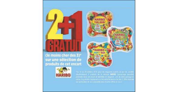 Bon Plan Bonbons Haribo chez Géant Casino - anti-crise.fr