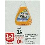 Bon Plan Liquide Vaisselle Paic chez Auchan (28/11 - 04/12) - anti-crise.fr