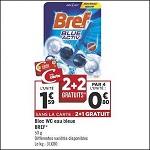 Bon Plan Bloc Bref WC chez Géant Casino (16/10 - 26/10) - anti-crise.fr