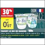 Bon Plan Yaourts Le Bio Danone Carrefour Market (16/10 - 28/10) -anti-crise.fr