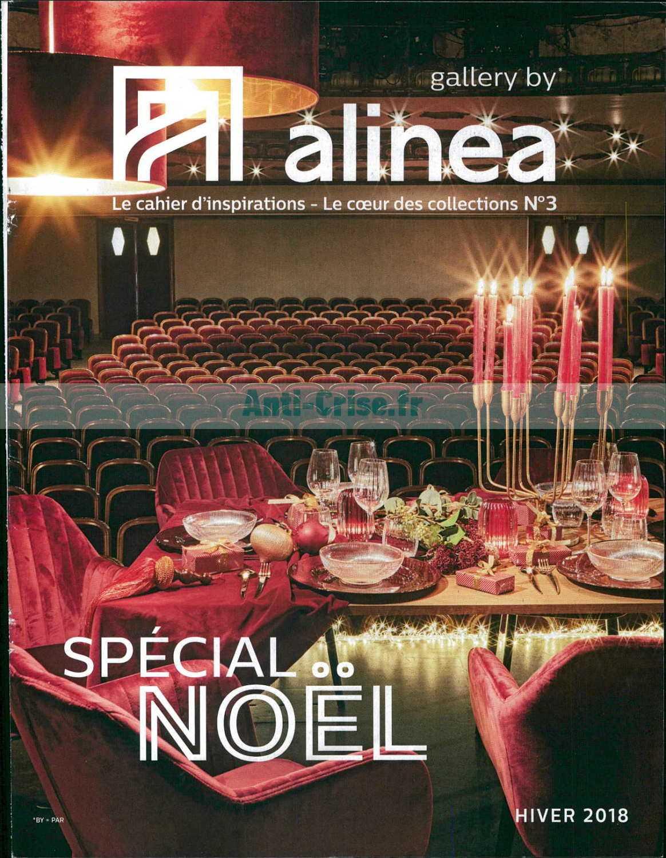 Catalogue Alinéa Du 30 Octobre Au 30 Décembre 2018 Catalogues