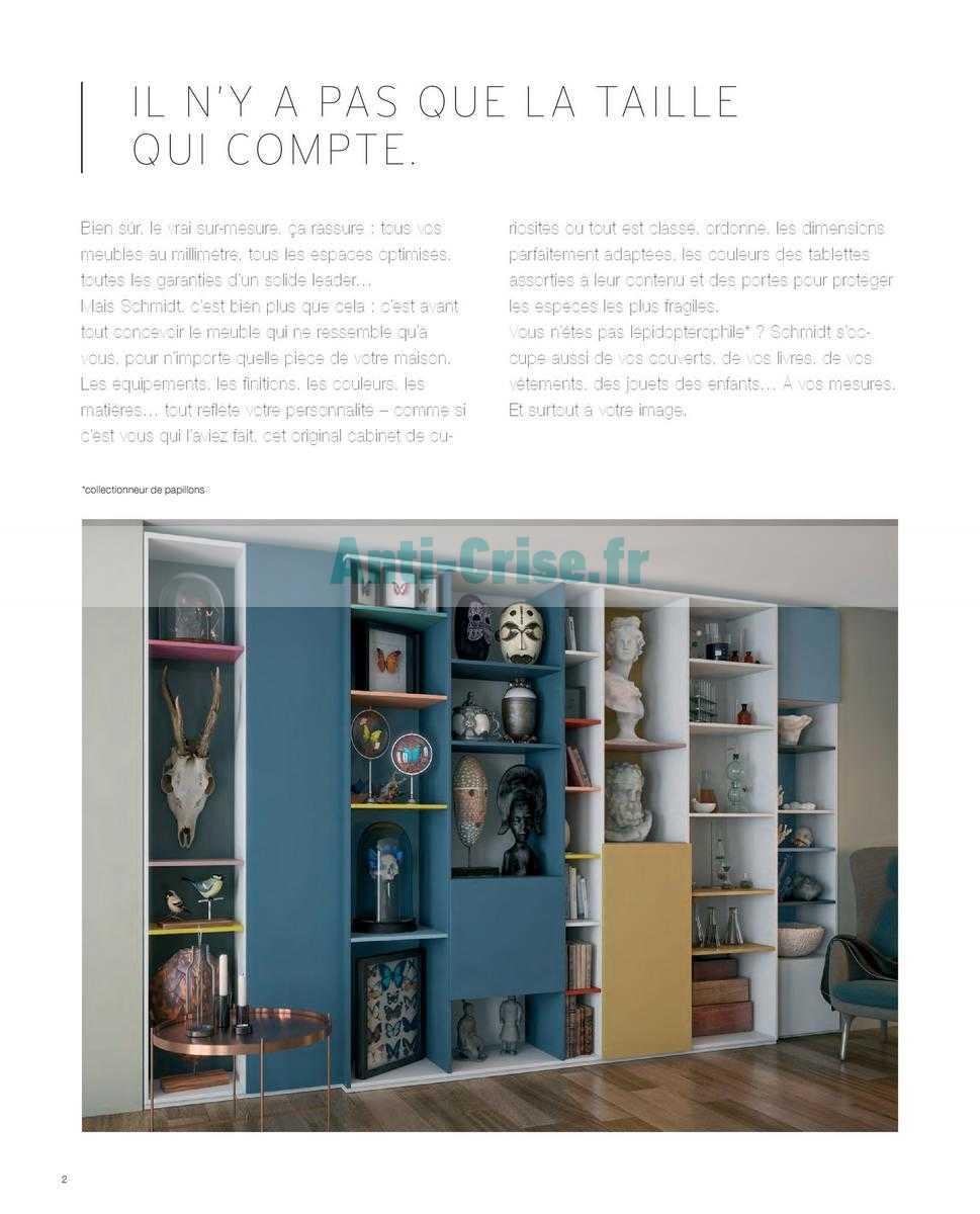 Catalogue Cuisines Schmidt Du 30 Octobre Au 31 Decembre 2018