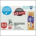 Bon Plan Pain de Mie Harrys chez Auchan Supermarché (24/10 - 30/10)- anti-crise.fr