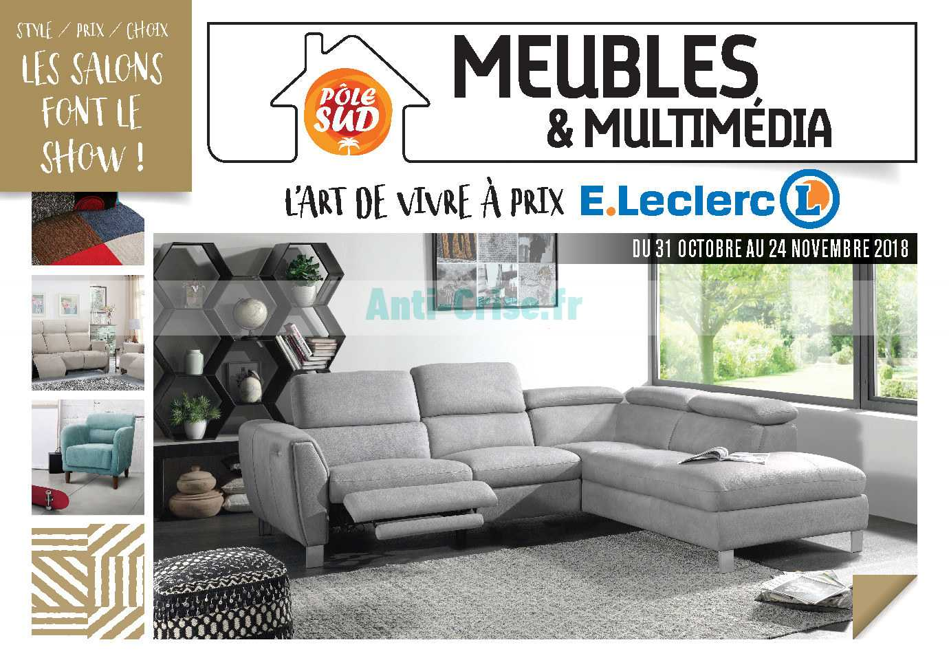 Leclerc Local Le Nouveau Catalogue Du 31 Octobre Au 24 Novembre 2018 Est Disponible Ne Manquez Pas Les Reductions Du Catalogue